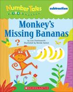 Number Tales : Monkey's Missing Bananas - Liza Charlesworth