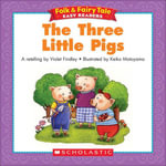 Folk & Fairy Tale Easy Readers : The Three Little Pigs
