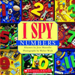 I Spy Numbers - Jean Marzollo