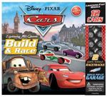 Lightning McQueen Build & Race Disney Pixar Cars : Klutz Series