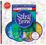Spiral Draw : Create One Zillion Designs : Klutz Series - Klutz