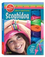 Scoubidou : A Book of Lanyard & Lacing - April Chorba