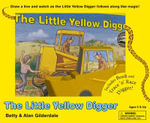 The Little Yellow Digger : Trace 'n' Race Box Set - Alan Gilderdale