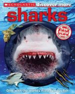 Scholastic Discover More : Sharks - Penelope Arlon