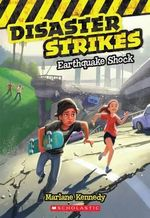Earthquake Shock : Earthquake Shock - Marlane Kennedy