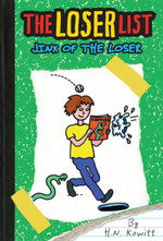 The Loser List #3 : Jinx of the Loser - H.N. Kowitt