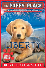 The Puppy Place #32 : Liberty - Ellen Miles
