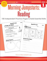 Morning Jumpstarts : Reading: Grade 1: 100 Independent Practice Pages to Build Essential Skills - Marcia Miller