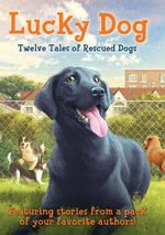 Lucky Dog : Twelve Tales of Rescued Dogs - Randi Barrow