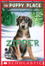 The Puppy Place #34 : Zipper - Ellen Miles