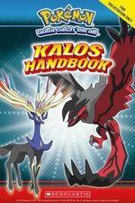 Kalos Region Handbook : Pokemon (Scholastic Paperback) - Inc Scholastic