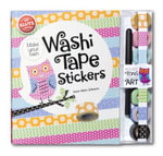 Washi Tape Stickers : Klutz - Anne Akers Johnson