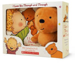 I Love You Through and Through : Board Book and Plush - Bernadette Rossetti-Shustak