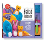 Felted Friends : Klutz - Kaitlyn Nichols