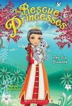 The Ice Diamond : The Ice Diamond - Paula Harrison
