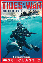 Tides of War #1 : Blood in the Water - C. Alexander London
