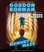 The Hypnotists Book 2 : Memory Maze - Audio - Gordon Korman