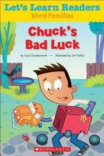 Let's Learn Readers : Chuck's Bad Luck - Scholastic Teaching Resources
