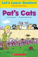 Let's Learn Readers : Pat's Cats - Scholastic Teaching Resources