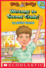 Ready, Freddy! 2nd Grade #1 : Second Grade Rules! - Abby Klein