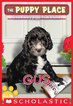 The Puppy Place #39 : Gus - Ellen Miles