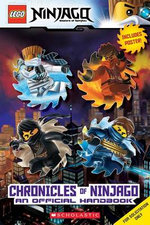 Lego Ninjago: Chronicles of Ninjago : An Official Handbook - Tracey West