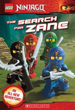 Lego Ninjago : The Search for Zane (Chapter Book #7) - Kate Howard