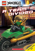 LEGO Ninjago : A Team Divided (Chapter Book #6) - Tracey West