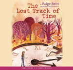 The Lost Track of Time - Audio Library Edition - Paige Britt