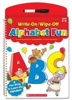 Write-On/Wipe-Off Alphabet Fun : Write-On/Wipe-Off - Einhorn Kama