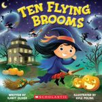 Ten Flying Brooms - Ilanit Oliver
