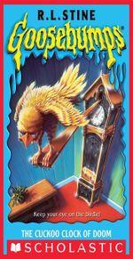 Goosebumps : Cuckoo Clock of Doom - R.L. Stine