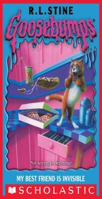 Goosebumps : My Best Friend Is Invisible - R L Stine