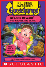 Give Yourself Goosebumps : Toy Terror - R. L. Stine