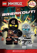 Lego Ninjago : Breakout (Chapter Book #8) - Tracey West