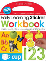 Early Learning Sticker Workbook : Scholastic Early Learners - Scholastic