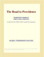 The Road to Providence (Webster's Korean Thesaurus Edition) - Inc. ICON Group International