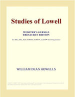 Studies of Lowell (Webster's Japanese Thesaurus Edition) - Inc. ICON Group International