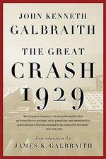 The Great Crash 1929 - John Kenneth Galbraith