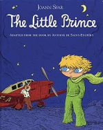 The Little Prince : Illustrated as a Graphic Novel - Antoine de Saint-Exupery