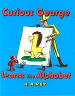 Curious George Learns the Alphabet - H. A. Rey