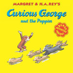 Curious George and the Puppies - H. A. Rey