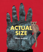 Actual Size Trade Book - Steve Jenkins