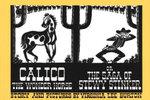 Calico the Wonder Horse, or the Saga of Stewy Stinker - Virginia Lee Burton