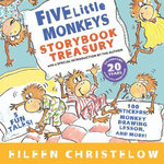 Five Little Monkeys Storybook Treasury - Eileen Christelow