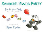 Xander's Panda Party - Mrs Linda Sue Park