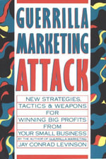 Guerrilla Marketing Attack - Jay Conrad Levinson