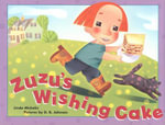 Zuzu's Wishing Cake - Linda Michelin