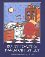 Burnt Toast on Davenport Street - Tim Egan