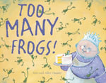 Too Many Frogs - Ann Hassett